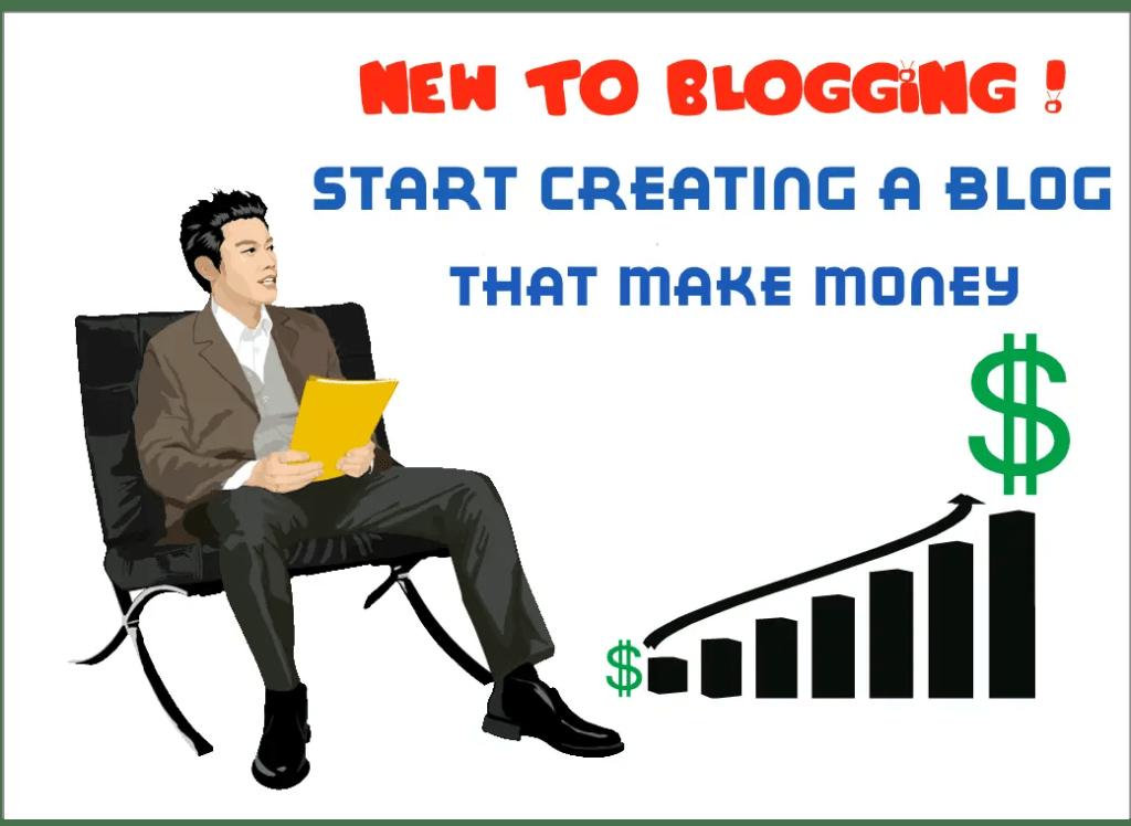 Create blog that make money