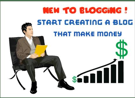 Create Blog That Makes money