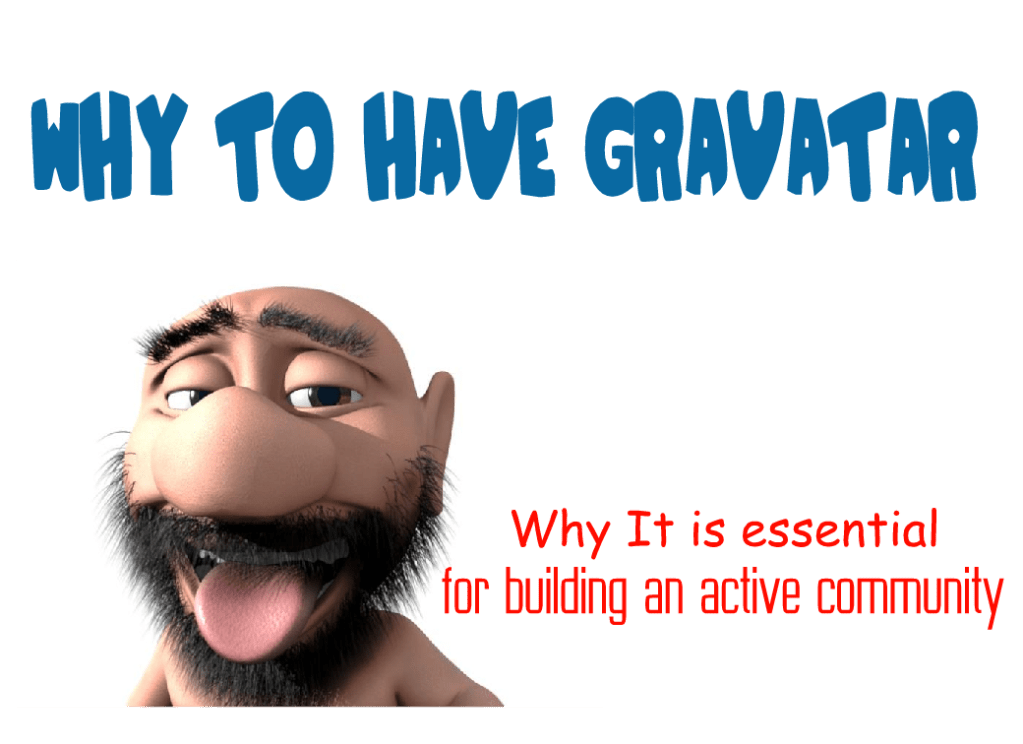 How to have a Gravatar
