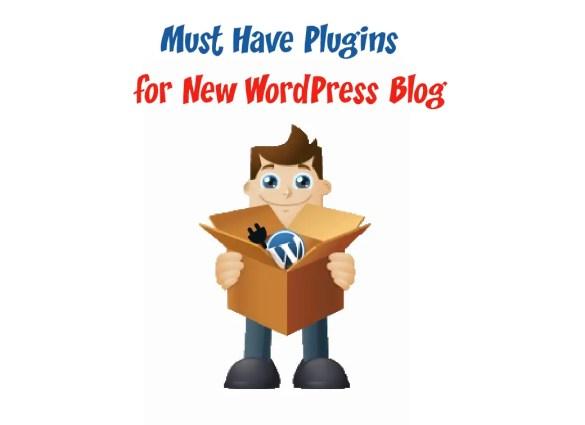 Must Have Plugins for WordPress Blog