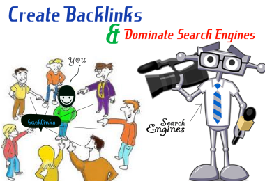 How to build Backlinks and Dominate Search Engines