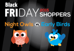 Black Friday 2015 Night Owl Vs Early Birds
