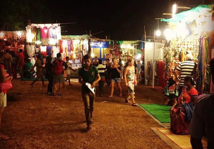 Saturday Night Market Goa