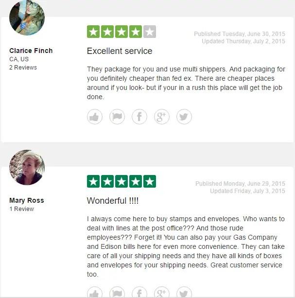uk forwarding service review