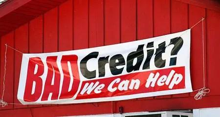 Bad Credit Guarantor can help
