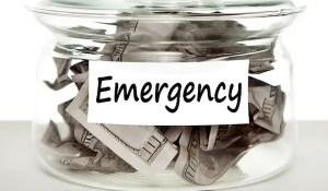 emergency funding