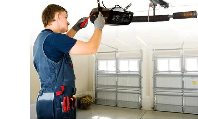 Garage Door Repair 1