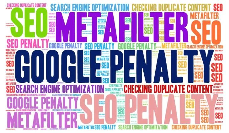 Google Penalty