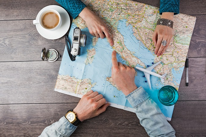 Reduce Travel Cost