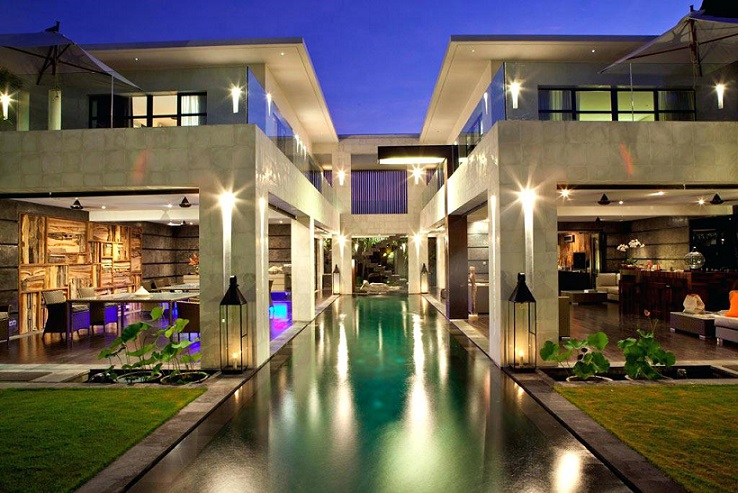 Luxury Home in Budget
