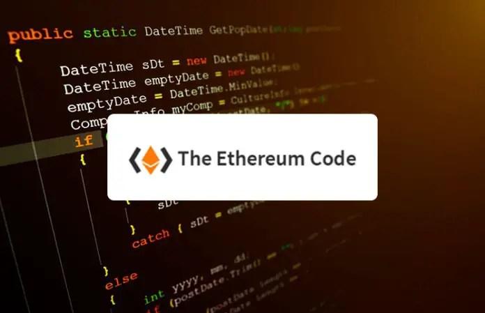 ethereum code trading