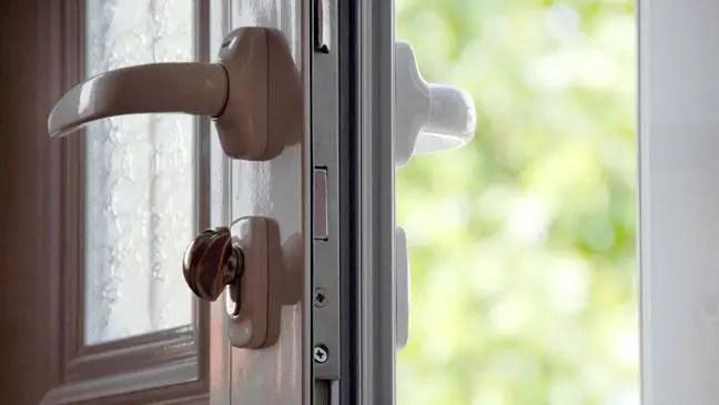 Burglar Proof Home