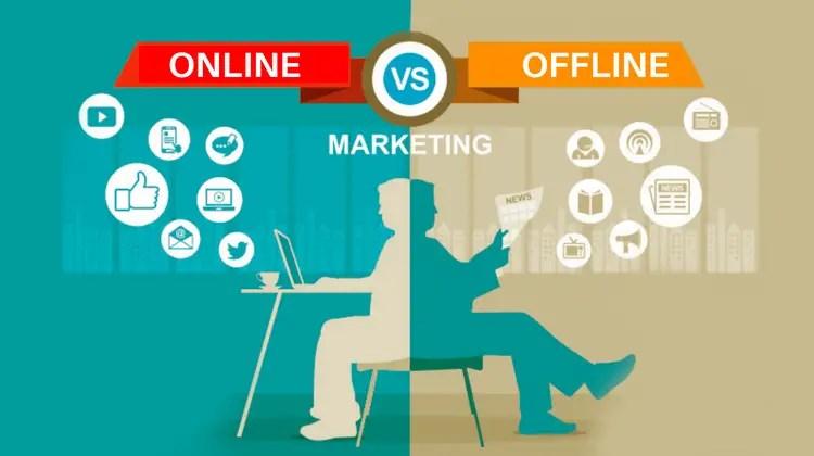Online Offline Marketing