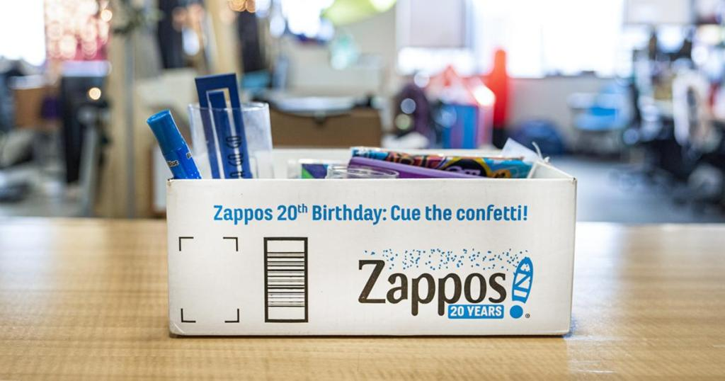 Zappos Top online shopping websites in the United States