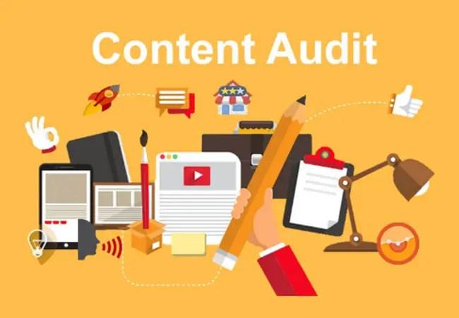 Content Audit for Plagiarism Check