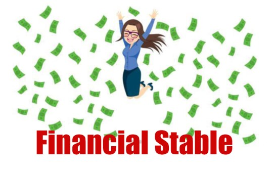 Everyday Habits Of The Average Financial Stable Person