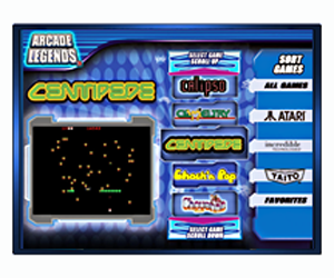 Arcade Legends 3 Video Game Machine | moneymachines.com