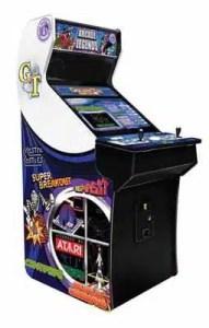 Arcade Legends 3 | moneymachines.com