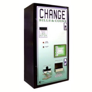 Bill and Coin Change Machines