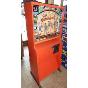 Brunswick Block-A-Shot Basketball Arcade Game | moneymachines.com
