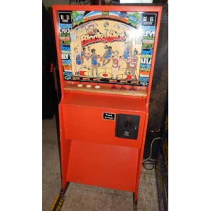 Brunswick Block-A-Shot Basketball Arcade Game | moneymachines.com