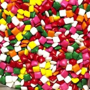 Bulk Chicklets Tab Gum Vending Supplies