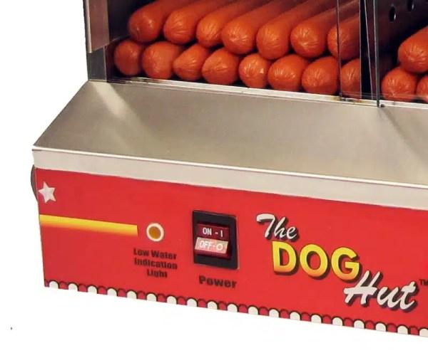 Dog Hut Hot Dog Machine Power Switch   moneymachines.com