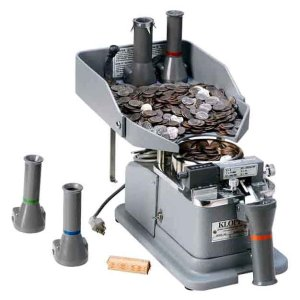 Money Counter And Coin Sorting Machines