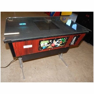 Used Multi-Game 60 in 1 Sitdown Cocktail Table Game Machine | moneymachines.com