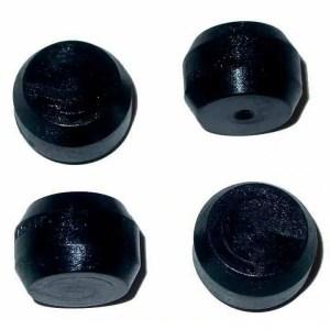 4 Newer Thick Body Stick Hockey Pucks | moneymachines.com