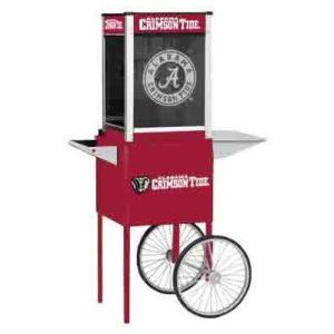 Alabama NCAA College Logo Popcorn Machines | moneymachines.com