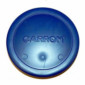 Carrom Premium Blue Puck | moneymachines.com