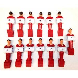 13 Carrom Red Men   moneymachines.com