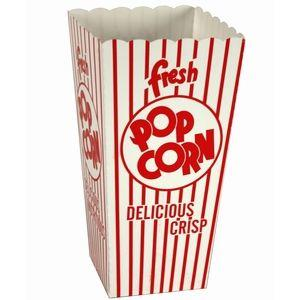 Classic Popcorn Scoop Box - Large (1.75 oz) | moneymachines.com