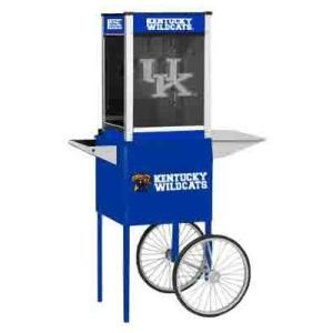 Kentucky NCAA College Logo Popcorn Machine | moneymachines.com