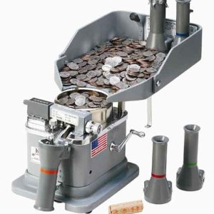 Klopp CM Manual Coin Counter | moneymachines.com