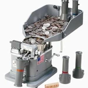 Klopp CM Manual Coin Counter | moneymachines.com