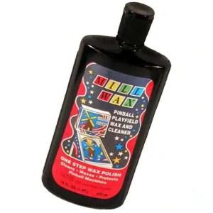 Mill Wax Pinball Cleaner Polish | moneymachines.com