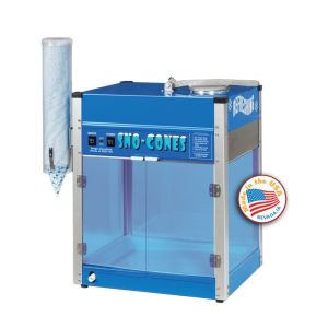 Paragon Blizzard Snow Cone Machine | moneymachines.com