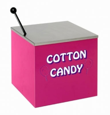 Paragon Small Pink Cotton Candy Stand   moneymachines.com