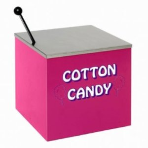 Paragon Small Pink Cotton Candy Stand | moneymachines.com