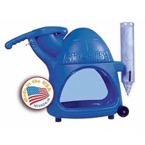 Paragon The Cooler Snow Cone Machine | moneymachines.com