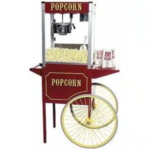 Popcorn Machines and Popcorn Poppers | moneymachines.com