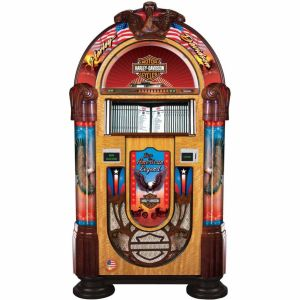 Rock-Ola Harley Davidson CD Jukebox | moneymachines.com