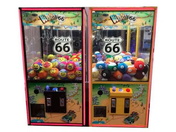 "Route 66 Nostalgic 36"" Crane Game Machines | moneymachines.com"