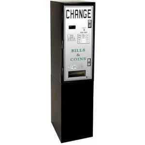 Standard Change Makers BCX1010 Combination Bill Coin Change Machine With Stand | moneymachines.com