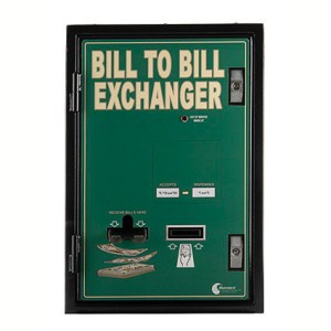 Standard Change Makers BX1010 Bill to Bill Change Machine | moneymachines.com
