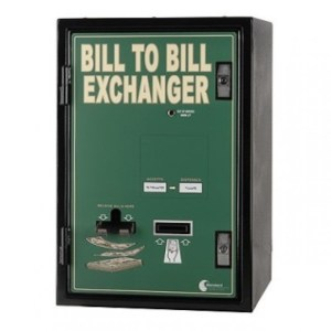 Standard Change Makers BX1030 Bill to Bill Change Machine | moneymachines.com