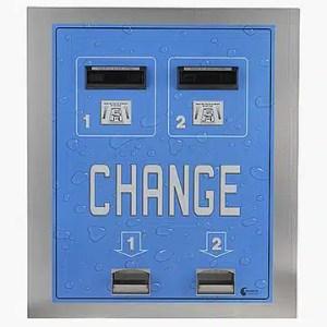 Standard Change Makers SC32RL-DA Change Machine | moneymachines.com