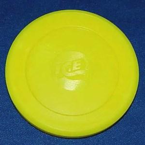 Yellow Fast Ice Puck | moneymachines.com